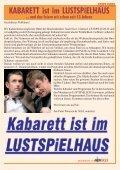 gastspiele - in Alma Hoppes Lustspielhaus - Seite 2