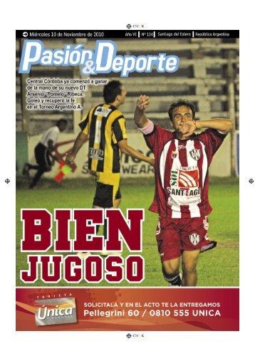 Edición Nº 134 - Pasión & Deporte