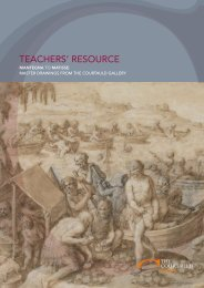 Master Drawings, Teachers' Resource - The Courtauld Institute of Art