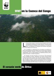 WWF en la Cuenca del Congo