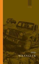 Download a 2012 Jeep® Wrangler Brochure - Chrysler Commercial ...