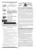 July2009 Edition - Hatfield Heath Village Magazine - Page 6