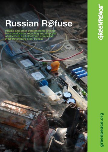 Russian R fuse Russian R fuse - Greenpeace
