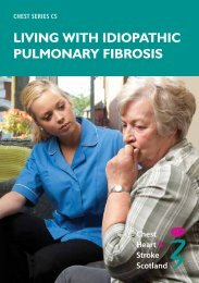 Living with idiopathic puLmonary Fibrosis - Chest Heart & Stroke ...