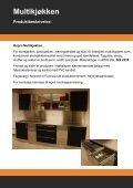 FDV-dokumentasjon Multikjøkken - classic.vitaminw.no - Page 2