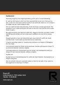 FDV-dokumentasjon Multikjøkken - classic.vitaminw.no - Page 4