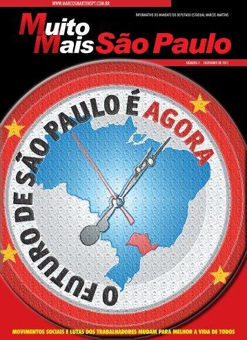 Revista Muito Mais São Paulo - Marcos Martins