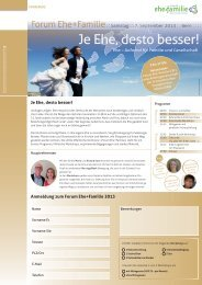 Flyer Forum Ehe+Familie 2013.pdf - Familylife