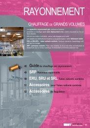 CHAUFFAGE DE GRANDS VOLUMES - EMAT