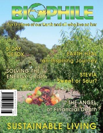 9 7 7 1 8 1 3 1 3 9 0 0 3 2 6 - Biophile Magazine