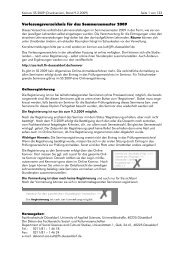 Druckversion SS 2009 (Lehre) [PDF, 0,6 MB] - KomVor
