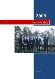 Jaarverslag - Studievereniging ConcepT - Universiteit Twente