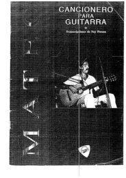 Eduardo-Mateo-Cancionero-Para-Guitarra - La guitarra y los ...
