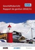 Sedrun Bergbahnen AG |Dieni | 7189 Rueras Tel. 081 920 40 90 ... - Seite 2