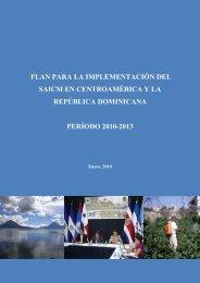 plan para la implementación del saicm en centroamérica ... - UNITAR