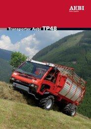 Transporter Aebi TP48