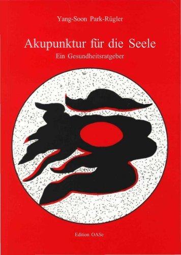 Inhaltsverzeichnis - Akupunktur und traditionelle chinesische ...