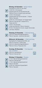 Dezember 2012 / Januar 2013 - Ev.-Luth. Johanneskirchgemeinde ... - Page 5
