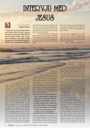 INTERVJU MED JESUS - Ildsjelen