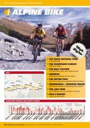 ALPINE BIkE - Swiss Trails