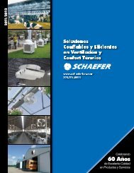 60 Años - Schaefer Ventilation Equipment