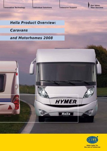 Caravans And Motorhomes 2008 - Hellanor
