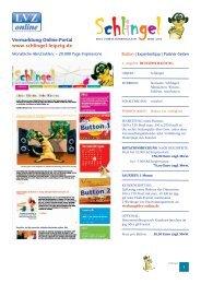Mediadaten Schlingel-Website (Online-Angebot)