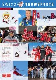 (Stufe 2 und 3) Tenue officielle (degrés 2 et 3) - Swiss Snowsports