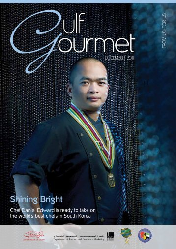 Shining Bright - The Emirates Culinary Guild