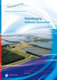 Waterberging Volkerak-Zoommeer - Jos Lammers