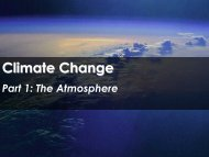 Climate Change - Science with Mr. Enns