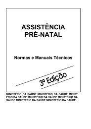 ASSISTÊNCIA PRÉ-NATAL - ABENFO-Nacional