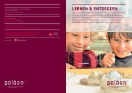 """Lernen & Entdecken"", PDF, 545 KB - Paläon"