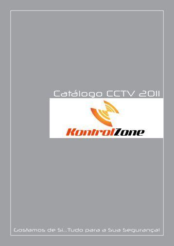 Catálogo CCTV 2011 da Kontrolzone - Logismarket