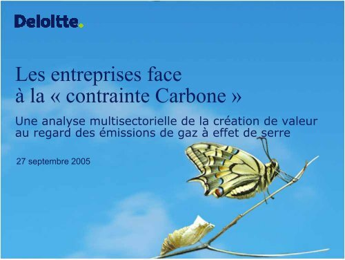 Deloitte - Consulting News Line