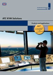 ATC KVM Solutions - Guntermann & Drunck Gmbh