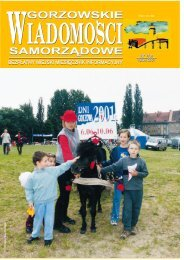 GWS Nr 07/2001 - Gorzów