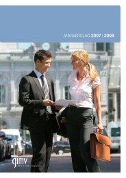 JAARVERSLAG 2007 | 2008 - De Tijd: producten service