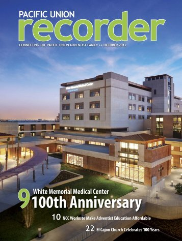 to download a PDF of the issue. - White Memorial Medical Center