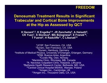 denosumab treatment results in significant trabecular and cortical ...