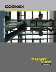SmartView Glass Brochure - Cognex