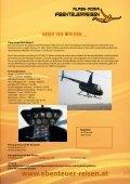 Hubschrauber selber fliegen... - Abenteuer Reise in Österreich - Seite 3