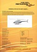 Hubschrauber selber fliegen... - Abenteuer Reise in Österreich - Seite 5
