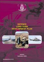 View Defence Long-Term Development Plan (LTDP) in pdf format