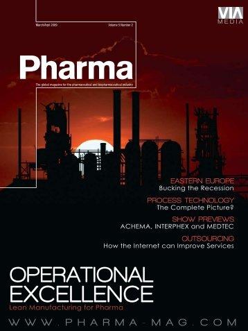 EXCELLENCE - Pharma
