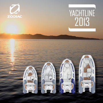 Zodiac Yachtline Deluxe 2013 - Western Marine