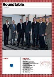 Roundtable Immobilien - SCM AG