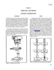 DRILLING MACHINES GENERAL INFORMATION - Evenfall Studios