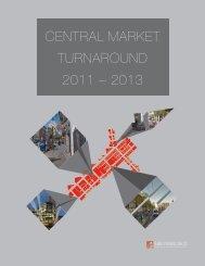 CENTRAL MARKET TURNAROUND 11-1-13