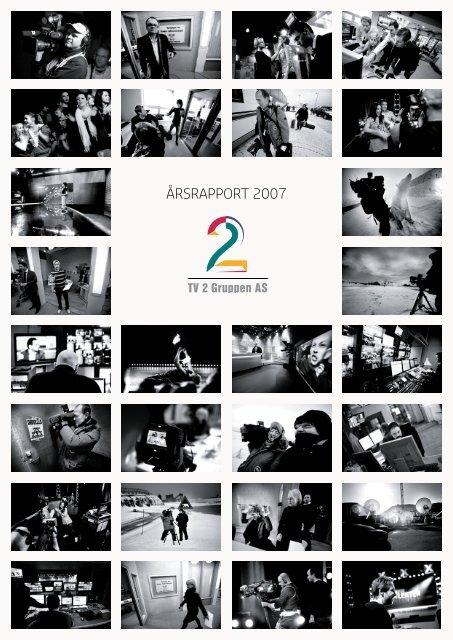 Årsrapport 2007 - Tv2